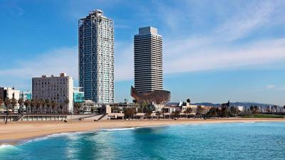 Luxury Hotel Arts Barcelona