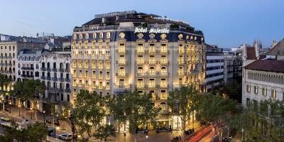 Majestic Residence Barcelona
