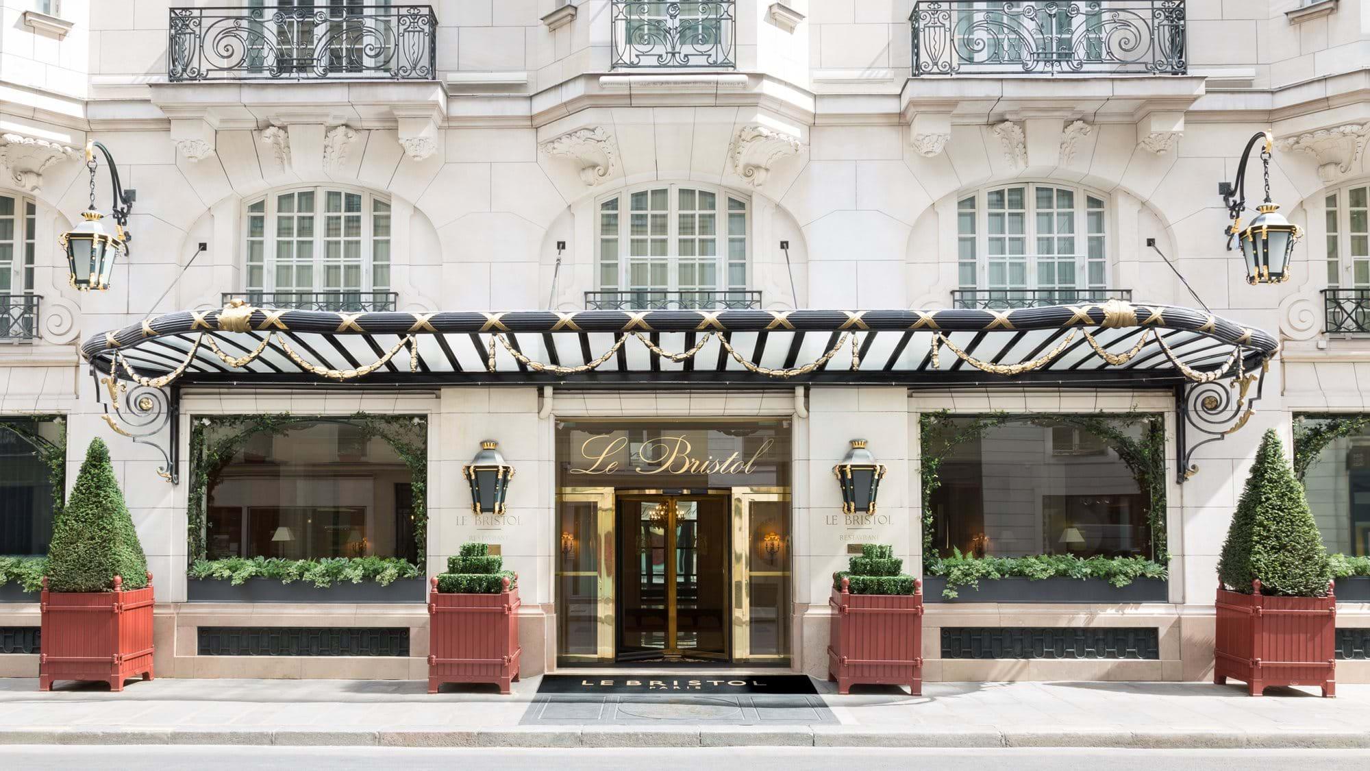 Le Bristol Paris, Oetker Collection